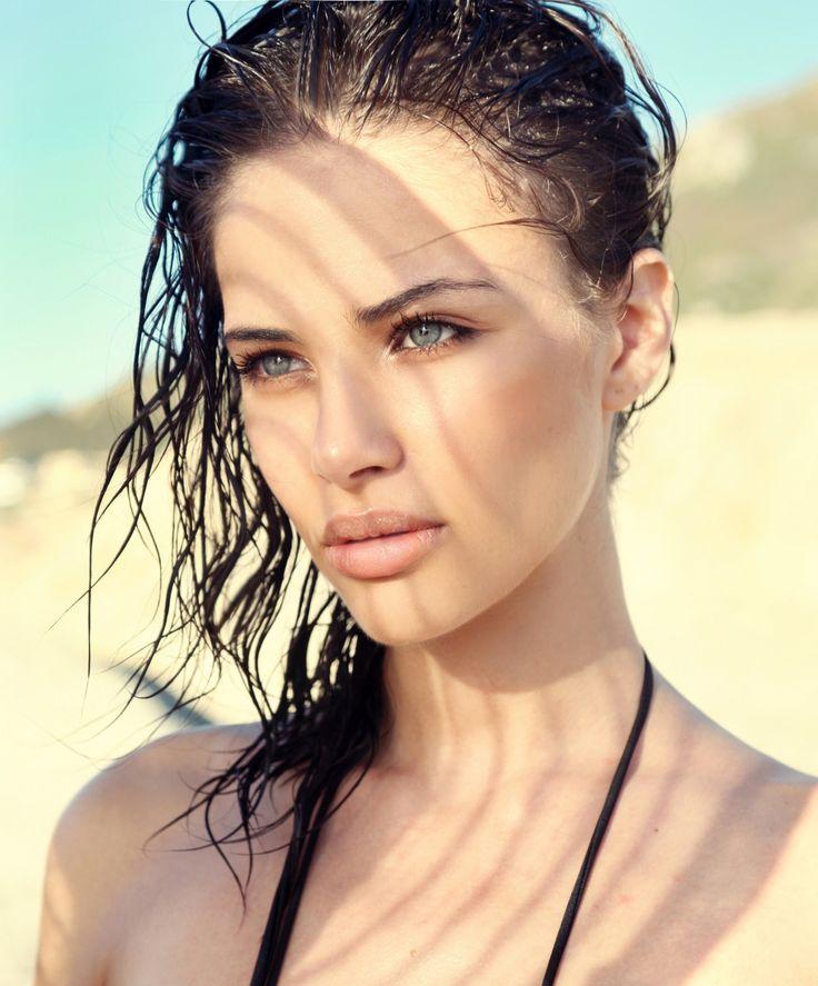 Пляжные снимки Николь Мейер, фотографии девушек на Крабус.ру
