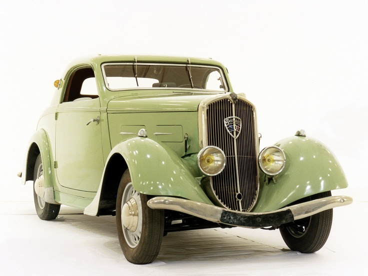 Peugeot 301 Coupe 1932-1936