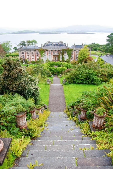 Bantry House, County Cork, Ireland