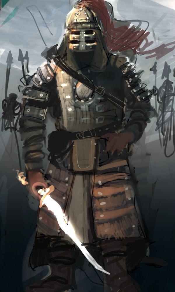 http://allan-p.deviantart.com/mongol-warrior
