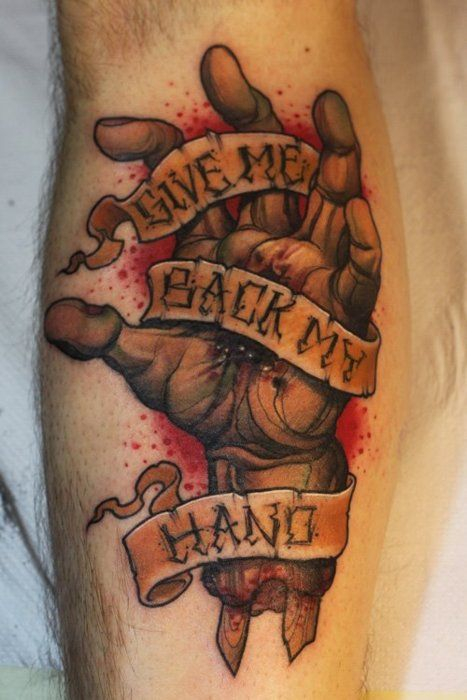 31 best evil dead tattoo images on pinterest tattoo for Garden tattoos designs