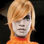 Aprikos hårfärg