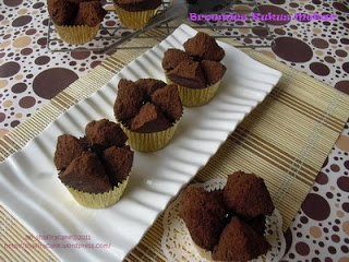 Bolu Kukus Brownies