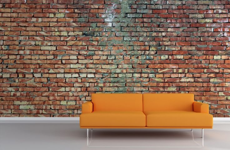17 beste idee n over bakstenen muur slaapkamer op pinterest bakstenen slaapkamer baksteen - Modern stenen huis ...