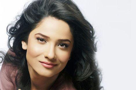 Ankita Lokhande in saree