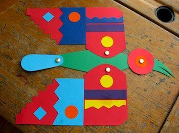 Lois Ehlert craft