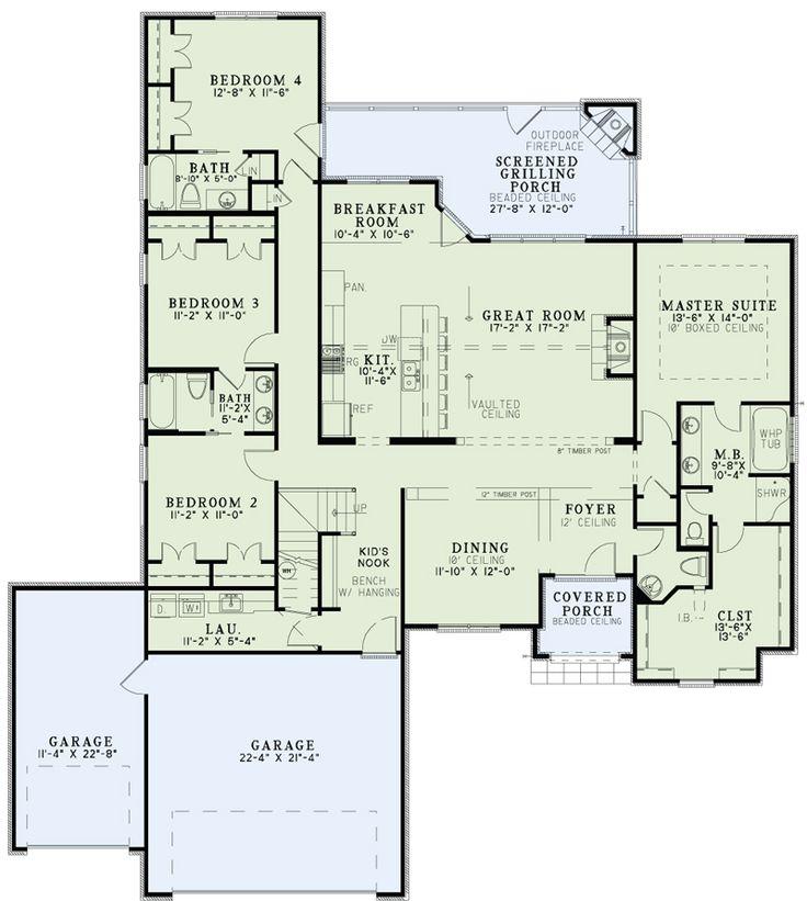 Best 25+ Best House Plans Ideas On Pinterest | Craftsman Home