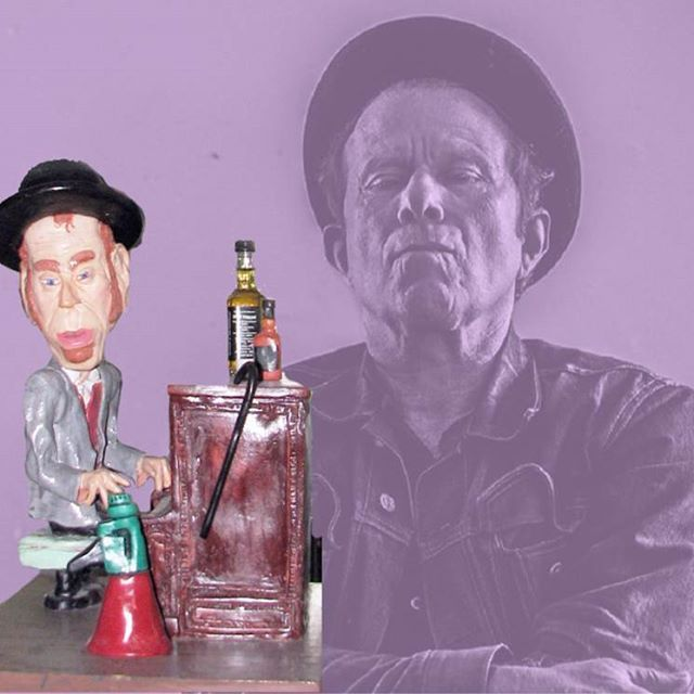 #TomWaits #piano #Chicago #KeithRichards #art #music #serbia #belgrade #zarkomandic #sculpture #caricature #JimJarmusch #wordporn #raindogs #художник #творчество #сербия #белград #карикатуры #времяцыган #комиксы #скульптор #risas #TheRollingStones #MickJagger #RonieWood #CharlieWatts #belgraderestaurant #JohnLennon