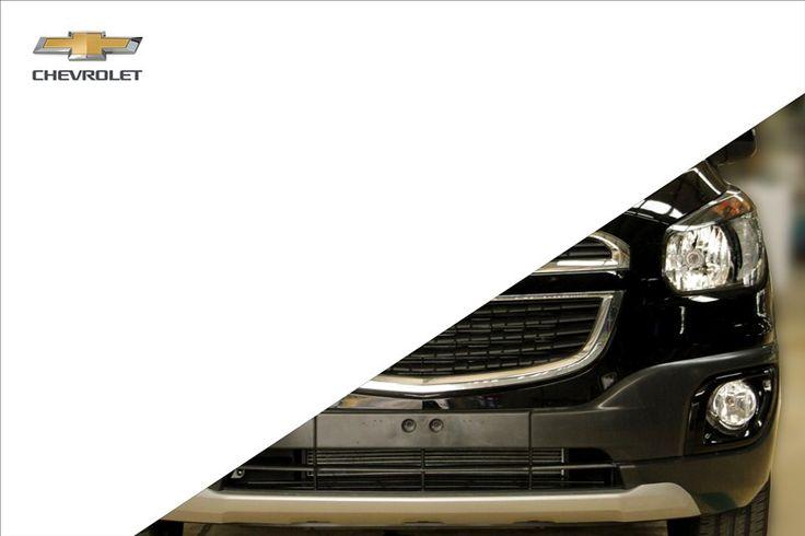 Chevrolet Spin Baru