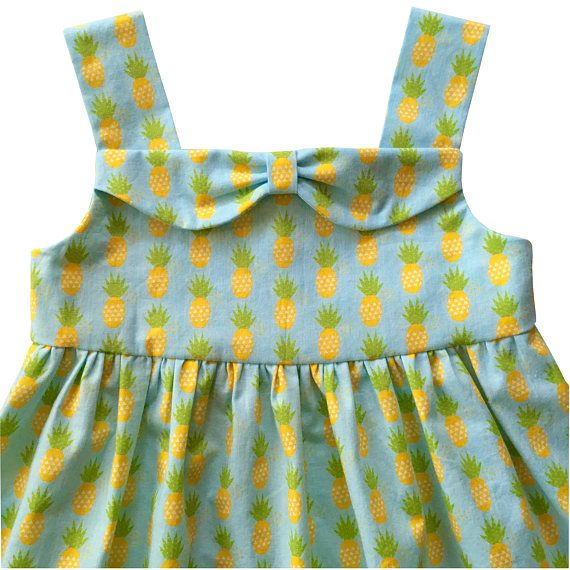 Girls dress pattern, baby dress pattern, girls sewing pattern, baby ...