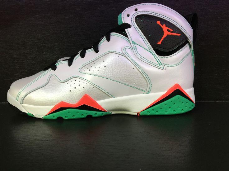 Air Jordan 7 Retro 'Marvin The Martian Reverse' Girls