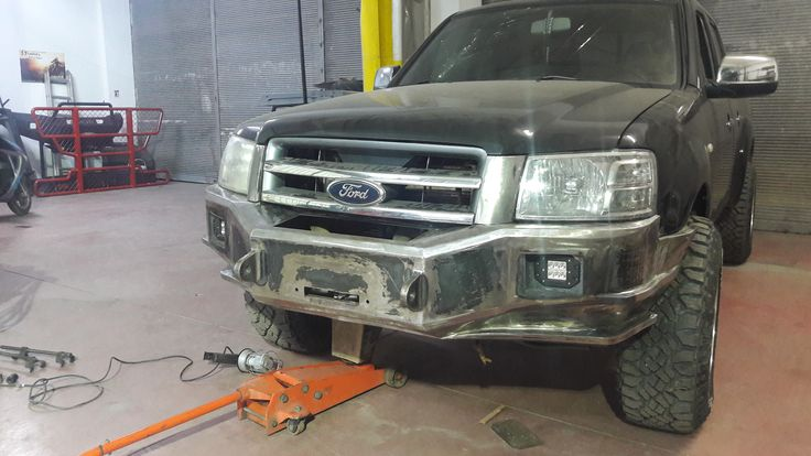 2008 ford ranger thunder by.semt.garage
