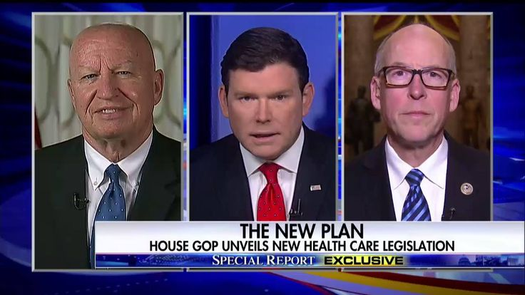 """We begin by repealing the awful taxes, the mandate penalties & the subsidies in ObamaCare.""  Moments after releasing the ObamaCare replacement bill, Rep. Kevin Brady and Rep. Greg Walden spoke to Special Report with Bret Baier.  Read more: http://fxn.ws/2mYIltn Text of the American Health Care Act: http://fxn.ws/2n815WD"
