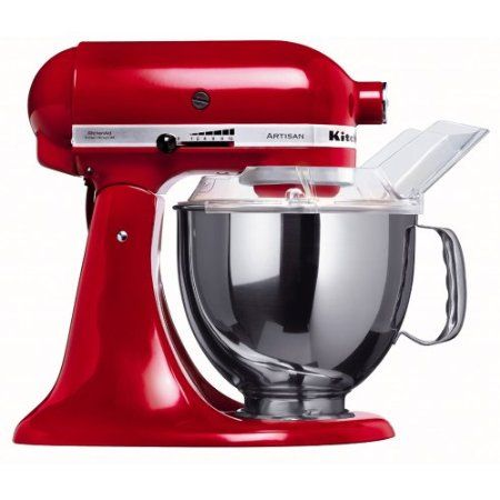Kitchenaid Artisan 5KSM150PSEER Robot ménager rouge empire: Amazon.fr: Cuisine & Maison