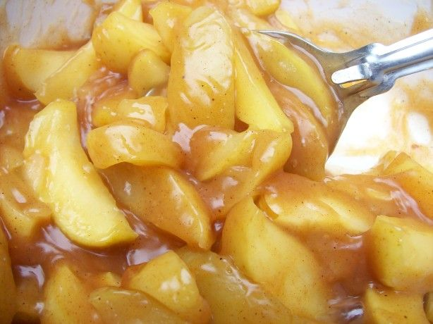 I grew up eating fried apples and then as an adult I discovered Cracker Barrel and their fried apples. This recipe is from another site and is as close as I have seen to Cracker Barrel. The recipe says you can freeze the cooked apples. I have never done this as there is never any left.