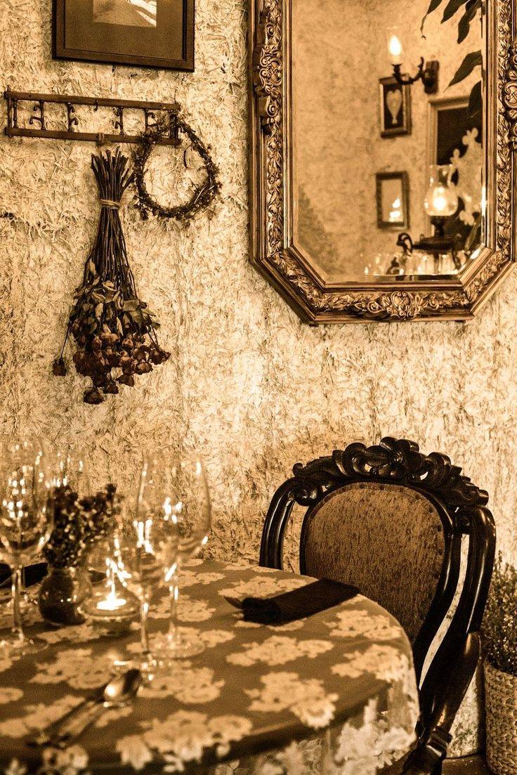 #bali #restaurant #bar #interior #antique #unique #decor #decoration #details #cozy #lunch #dinner #lasiciliabali