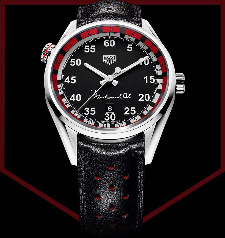 TAG Heuer Muhammad Ali Watch - Hands on Review