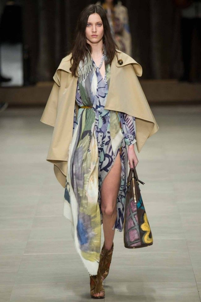 Burberry Prorsum ready-to-wear autumn/winter '14/'15 gallery - Vogue Australia