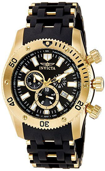 Invicta Men's 0140 Sea Spider Collection Watch Review https://www.watchreviewblog.com/invicta-mens-0140-sea-spider-collection-watch-review/