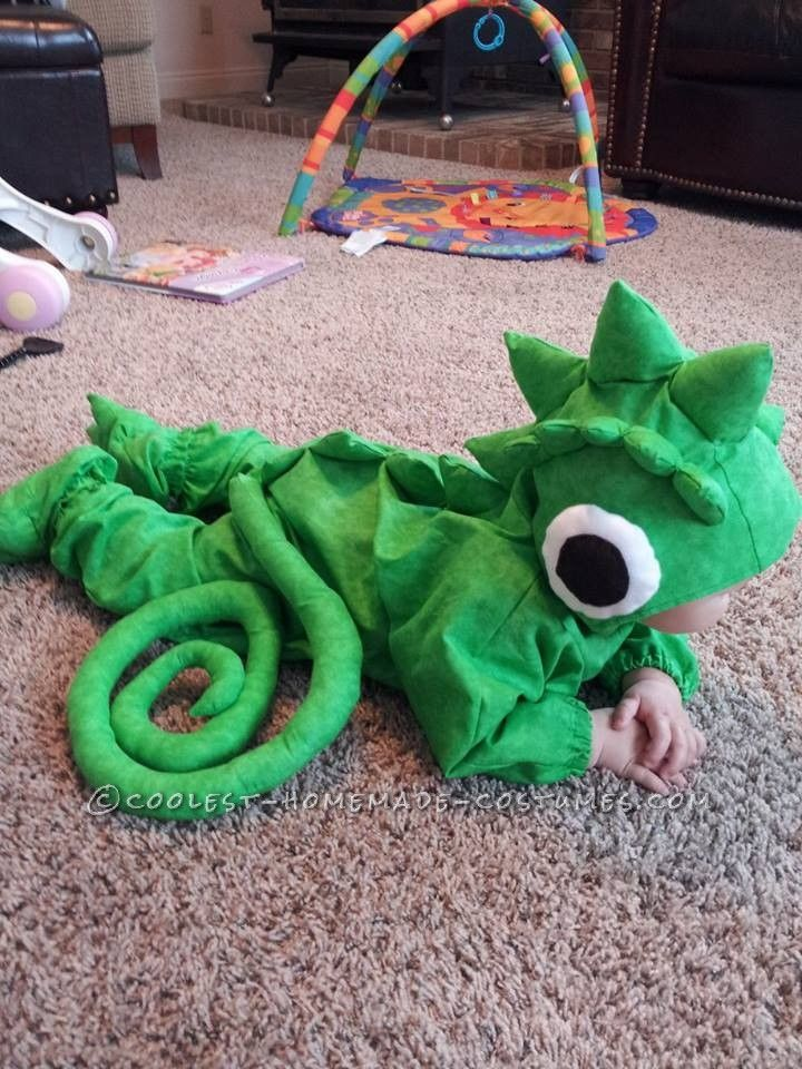 Cutest Baby Pascal (Chameleon) Toddler Costume | Rapunzel ...