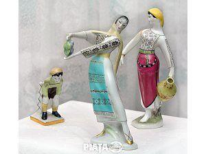 Obiecte de arta, Vanzari, cumparari, Bibelou, taranca cu struguri, imaginea 1 din 1
