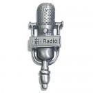CBC Retro Radio Pin from CBCshop.ca or @CBCVancouver