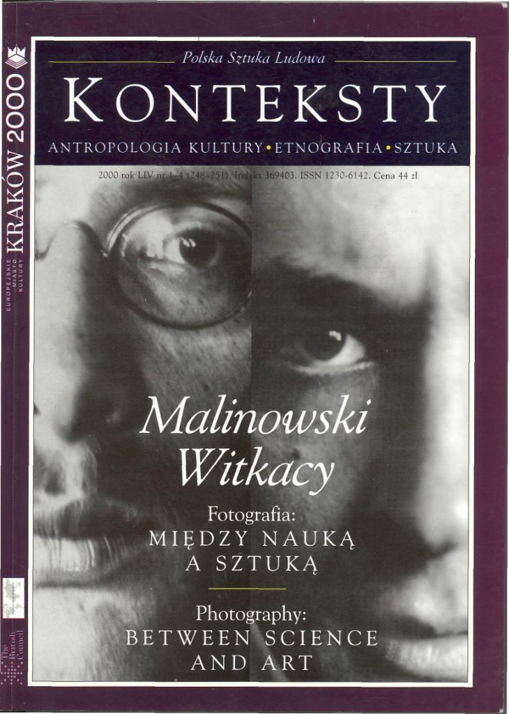 """Malinowski - Witkacy """"Jeden z najbliższych przyjaciół Witkacego od wczesnej młodosci (poznali się w 1900 r.), sportretowany przez niego jako Lord Nevermore w 622 upadkach Bunga."""""""