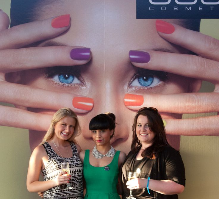 lipglossgirl, not another poppie, zaamissbowtie, gosh cosmetics, launch, south africa, Edgars, Red Square