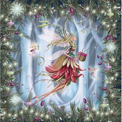 Holly Faerie 10