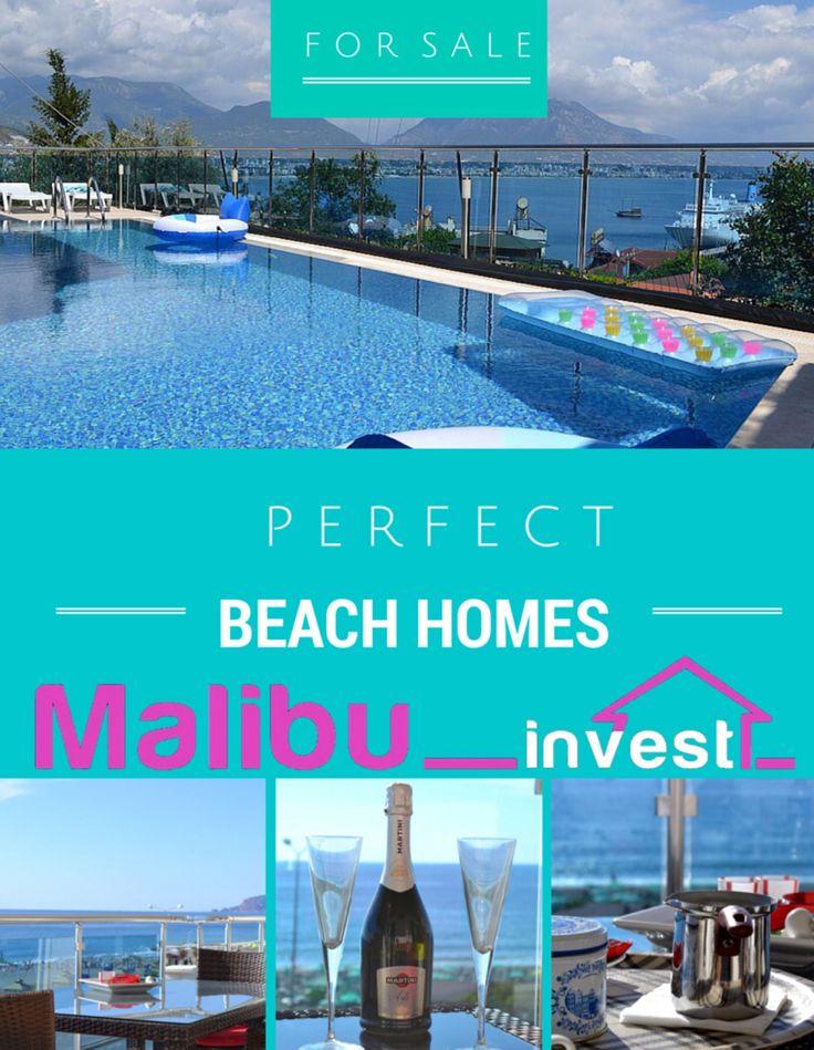 У нас есть потрясающие апартаменты и пентхаусы для отдыха под солнцем в Алании Турции. Узнайте больше на нашем сайте  или позвоните нам по номеру 0090 533 737 1998  www.malibu-invest.com