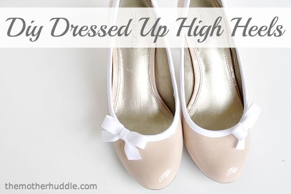 dressed up high heels cover