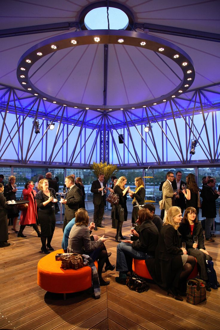 London Event Venue, The Deck, National Theatre. Alan Williams
