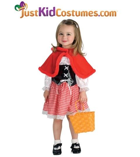 Little red ridding hood costume