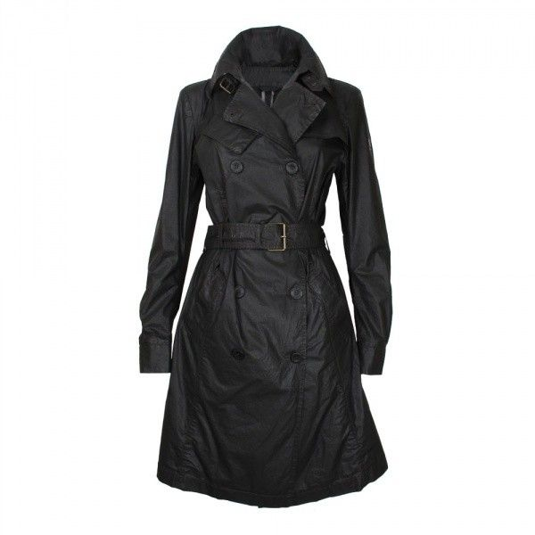 Belstaff Women New Pigeon Trench Black. Want to other commodities you can come into our cool Belstaff Jacket store. The Belstaff Jackets Classic Women are made in high quality materials and the lightweight can bring you a different feeling. They can help you show your distinctive personality and it can make you look cool. The Belstaff Jackets outlet bring you topnotch products. With such commodity it can make you feel well, so why not act now? http://www.8minzk.com/p/Belstaff-Jackets/