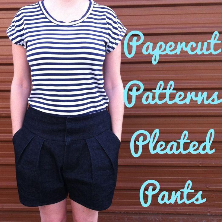 Some super easy shorts I made!