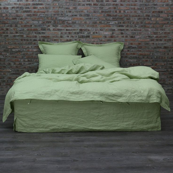 For more detail about this product please visit: https://www.linenshed.com.au/collections/duvet-cover-basic/products/linen-duvet-cover-green-tea