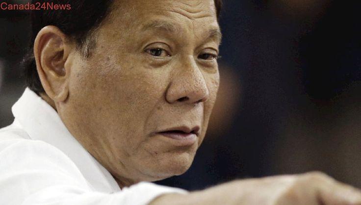 Trudeau should use sanctions law against Philippines' killer president Rodrigo Duterte: Walkom