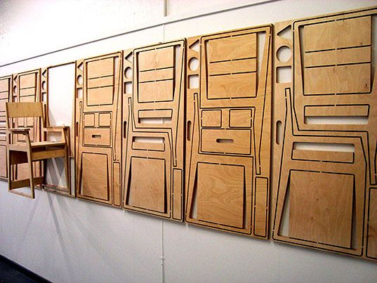 72 best images about Cool CNC Furniture on Pinterest  Flats