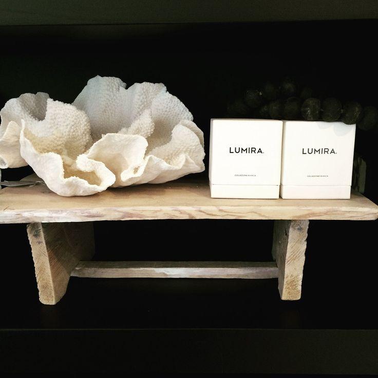 LUMIRA Luxury Scented Candles - Collezione Bianca | LuMu Interiors