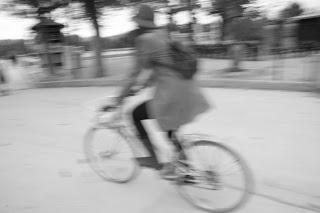 Muévete en bici por Madrid: velocidad controlada