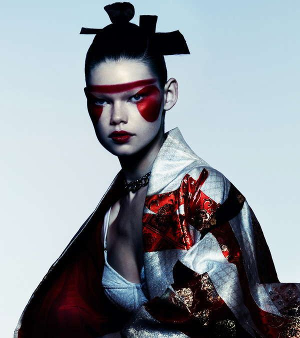 Sleek Samurai Editorials Stylists Style And See You