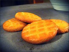 Francouzské sušenky sablés