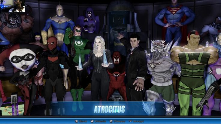 Mavel Ultimate Allaince (All 27 DC Mods) 2.0 (9NewCharacters)Doomsday...