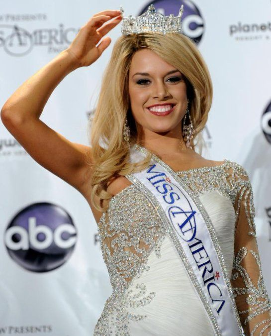miss america winners | ... Miss Arkansas, Alyse Eady received $25,000 scholarship and Miss Hawaii