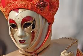 Who is behind this masque?