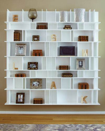Elle Decor Bookshelves: 93 Best Images About Design: Shelving On Pinterest