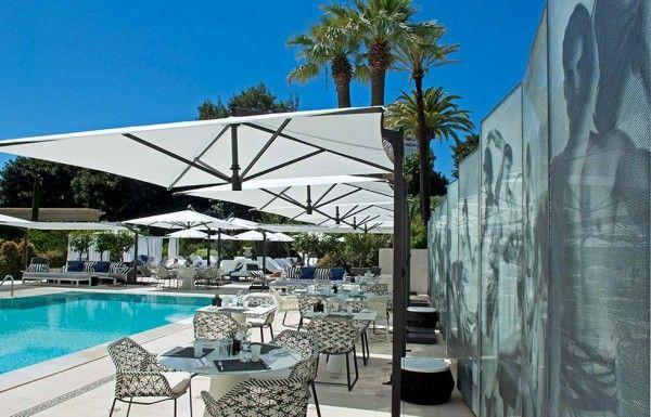 """Odyssey – restaurantul-bar cu design """"Karl Lagerfeld"""" --> Detalii pe www.luxul.ro"""