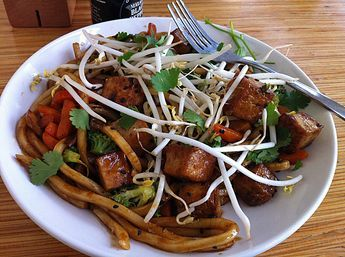 Noodles & Company Japanese Pan Noodles recipe