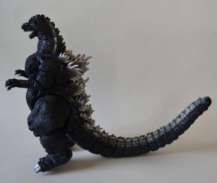 "Vintage toy / ""Godzilla vs King Ghidorah"" figure Bandai 1991"