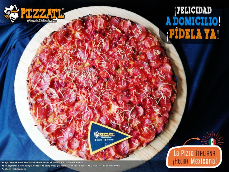 ¡Felicidad a domicilio! 🍕 😍 ¡Mixtle!  #orizaba #Pizzatl #pizza #pizzeria #orizabapueblomagico #lapizzadeorizaba #consumelocal #orizabeños #chayoteros #pizzaOrizaba #orizabavermx #orizabasonrie #pizzería #lamejorpizza #pizzas #pizzetta #Mixtle